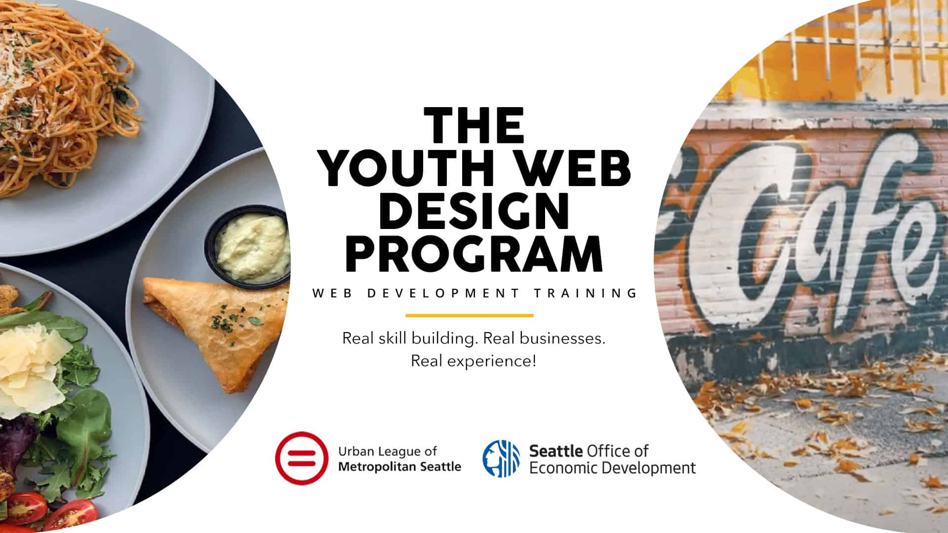 Seattle OED and ULMS Expand Youth Web Design Program supporting Black Owned Small Businesses and BIPOC Students